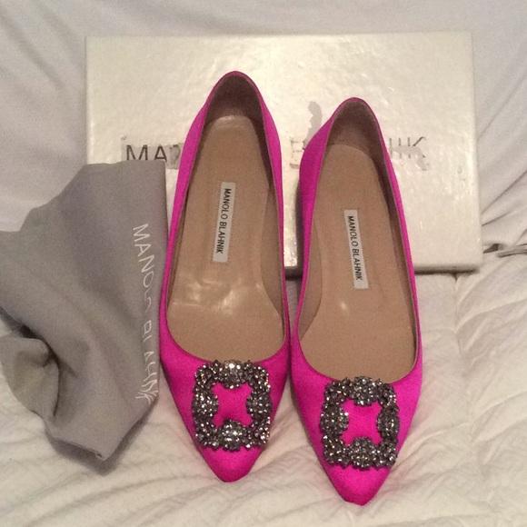 e104ffeee4670 Manolo Blahnik Shoes | Hangisi New Sale | Poshmark